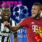 Pogba versus Vidal Siapa Yang Menang