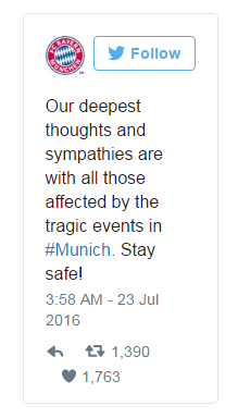 Simpati Dalam dari Carlo Ancelotti dan Tim Untuk Munich