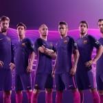 Jersey terbaru Klub Barcelona Nike The Guardian
