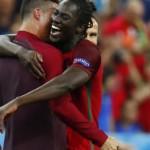 Usai Pertandingan Final Eder Zito Ajak Selfi Ronaldo Cs