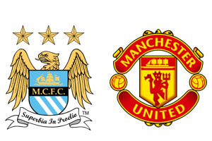 Pertandingan Antara Manchester United Vs Manchester City