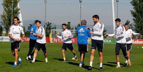 Piala Super UEFA Real madrid Tanpa Cristian Ronaldo