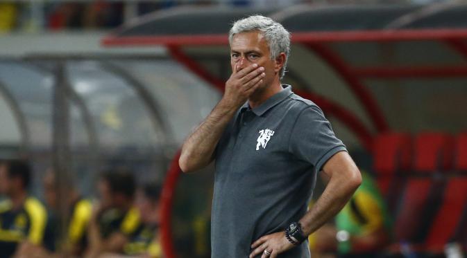 Ada 3 Pemain tidak suka sama dengan jose Mourinho