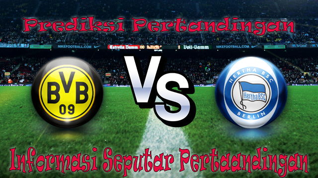 Sbobet Asia Borussia Dortmund vs Hertha BSC