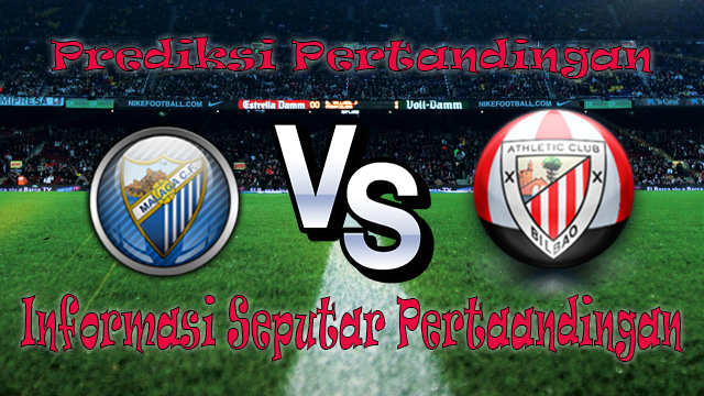 Perkiraan Malaga vs Athletic Bilbao
