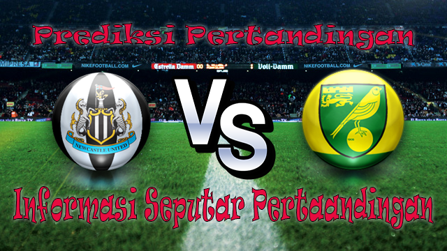 Perkiraan Newcastle United vs Norwich City
