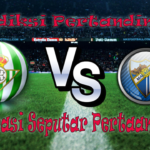 Perkiraan Real Betis vs Malaga 24 September 2016